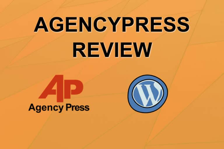 AgencyPress Review