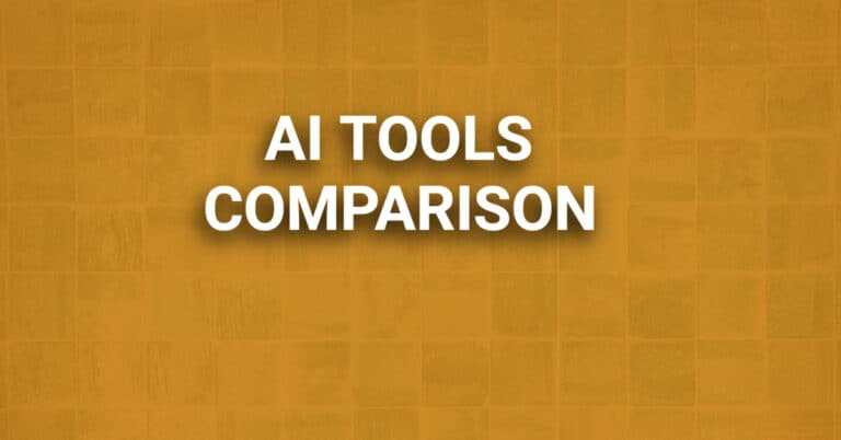 AI Writing Tools Comparison
